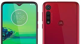 Утечка: рендеры Motorola Moto G8 Play