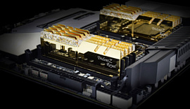 G.Skill выпустила рекордно быструю память DDR4-4000 объемом 32 ГБ