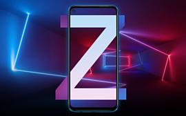 Huawei показала смартфон nova 5z