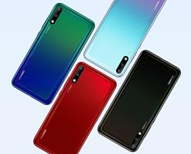 Enjoy 10 — новый бюджетный мобильник Huawei