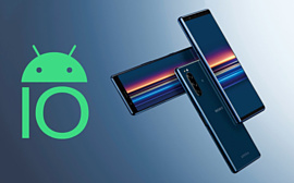 DoCoMo опубликовала список смартфонов Sony, которые получат Android 10