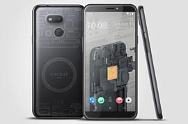 HTC представила недорогой блокчейн-смартфон Exodus 1s