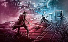 Disney показала финальный трейлер IX эпизода «Звездных войн»