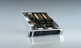 Суперкомпьютер Nvidia EGX может обработать 1.6 ТБ данных в секунду