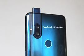 Смартфон Motorola с выдвижной камерой получит название Moto One Hyper