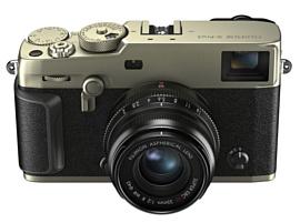 Новая камера Fujifilm X-Pro3 может фокусироваться практически в полной темноте