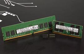 SK Hynix создала 16-гигабитные чипы памяти для 32-гигабайтных модулей RAM