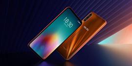 Meizu представила топовый смартфон 16T