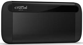 Crucial показала топовый портативный SSD X8