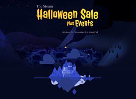 В Steam стартовала хеллоуинская распродажа видеоигр