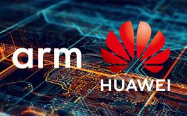 ARM и Huawei все-таки продолжат работать вместе