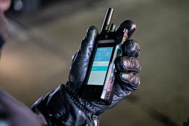 Motorola представила рацию APX Next с сенсорным экраном и голосовым управлением