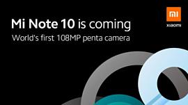 Xiaomi Mi CC9 Pro со 108 Мп камерой будут продавать в Европе как Mi Note 10