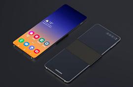 Следующий смартфон Samsung с гибким экраном будет «раскладушкой»