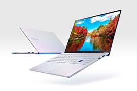 Samsung показала ноутбуки Galaxy Book Flex и Galaxy Book Ion