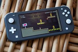 Nintendo продала почти 2 млн консолей Switch Lite за первые 10 дней