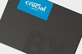 Crucial добавила в бюджетную линейку BX500 2-терабайтный SSD-диск