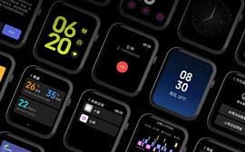 Mi Watch — новые умные часы Xiaomi с Wear OS и MIUI