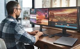 Dell выпустила новый 27-дюймовый 4K-монитор UP2720Q