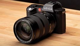 Leica анонсировала беззеркальную камеру SL2