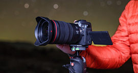 EOS Ra — новая камера Canon для астрофотографии