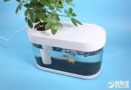 Xiaomi представила умный аквариум за $43