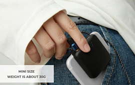 IKKO-ITM05 Music Patch — новый портативный усилитель и ЦАП для смартфонов