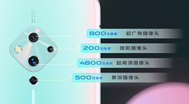 vivo представила недорогой смартфон S5 с четверной камерой