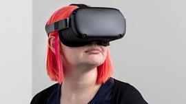 Oculus Quest научили работать с VR-играми на ПК