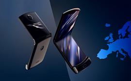 В Европе Motorola Razr будет стоить €1600