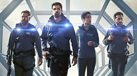 Amazon показала финальный трейлер 4 сезона «Пространства», который выйдет 13 декабря