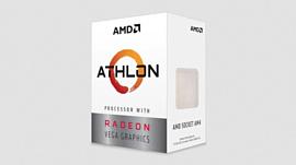AMD анонсировала бюджетный процессор Athlon 3000G за $49