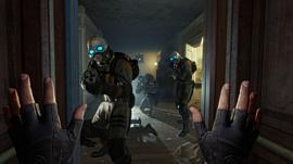 Valve выпустила первый трейлер Half-Life: Alyx
