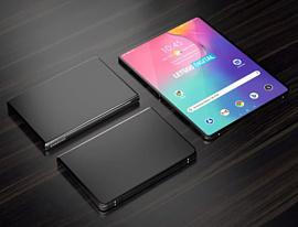 Samsung запатентовала планшет, который складывается до размеров паспорта