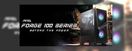 MSI показала геймерские корпусы MAG Forge 100