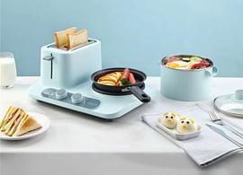 Xiaomi начала продажи кухонного комбайна для завтраков