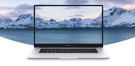 Новые ноутбуки Honor MagicBook получили процессоры AMD Ryzen 3000