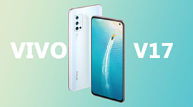 vivo анонсировала смартфон V17
