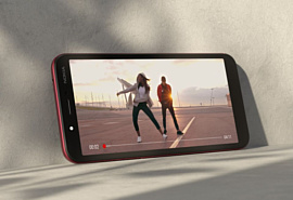 HMD Global представила дешевый смартфон Nokia C1 с Android 9 Go Edition
