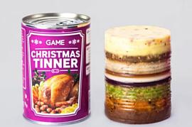 Christmas Tinner — рождественские консервы для геймеров от GAME