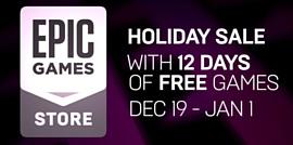 Epic Games проведет рождественскую распродажу и раздаст 12 бесплатных видеоигр