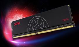Adata анонсировала стильную оперативную память XPG Hunter DDR4