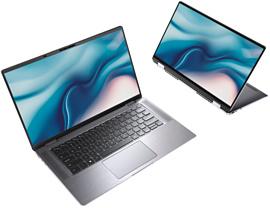 Dell показала ноутбуки Latitude 9510 с 5G-модемом и батареей на 30 часов работы