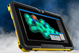 Latitude 7220EX — новый защищенный планшет Dell с Windows на борту