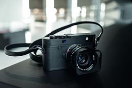 Leica M10 Monochrom — черно-белая камера за $8300