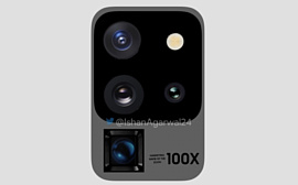 Опубликованы новые рендеры Samsung Galaxy S20 Ultra