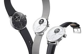 Новые часы Withings ScanWatch могут замечать сбои в сердцебиении и сообщать об апноэ во сне
