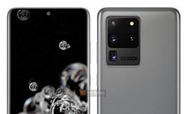 В сеть попали новые изображения Samsung Galaxy S20