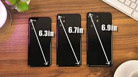 В сети появилось видео с макетами Samsung Galaxy S20, S20+ и S20 Ultra