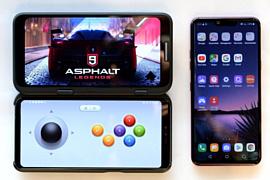 До конца года Android 10 получат еще девять смартфонов LG